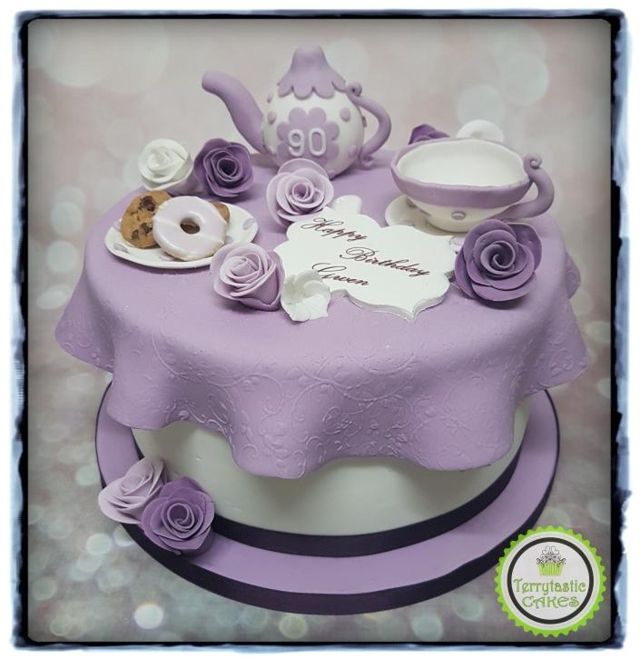 Birthday Terrytastic Cakes